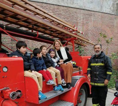 Museo de bomberos de santiago 1