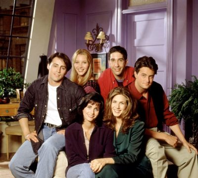 Friends no se va de netflix
