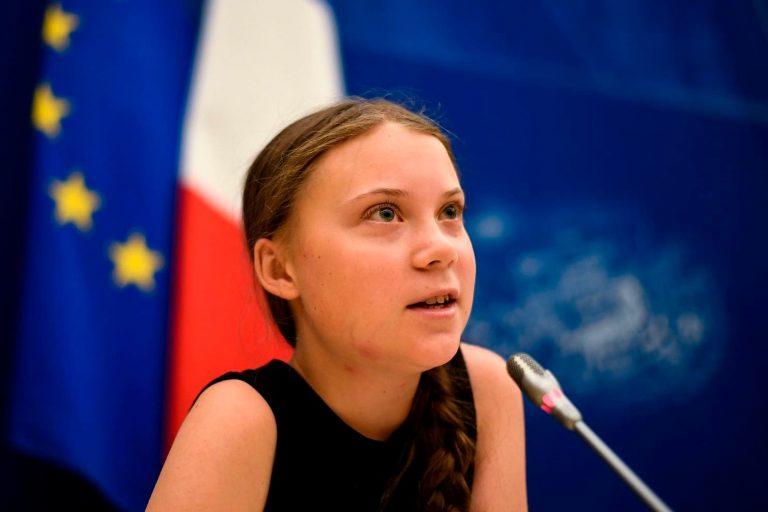 Greta Thunberg Chile