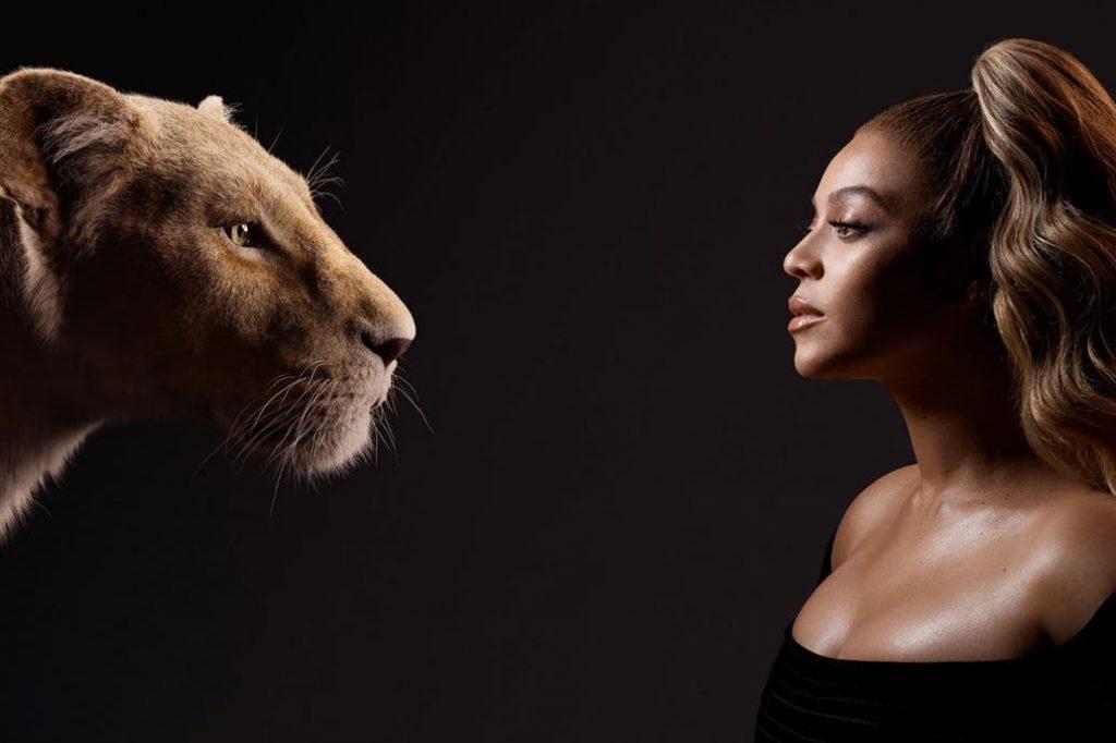 Beyonce lanza canción el rey leon