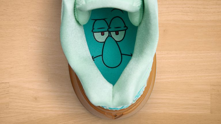 bob esponja zapatillas