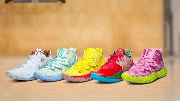 precio favorable fotos oficiales Descubrir Así son las zapatillas inspiradas en los personajes de Bob Esponja