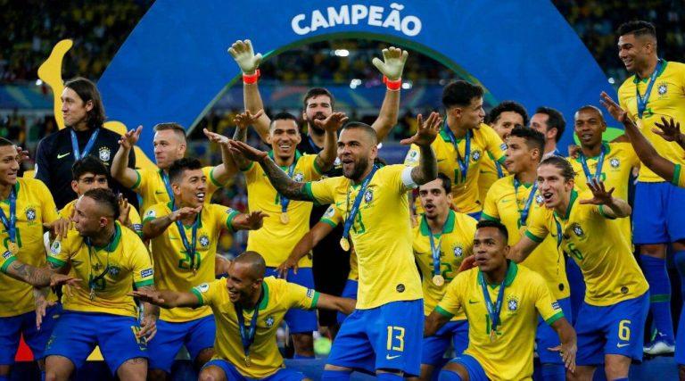 Lo que no se vio tras la novena Copa América de Brasil