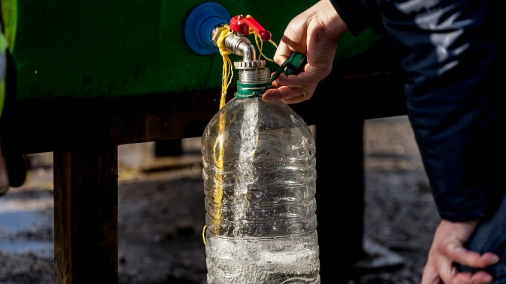 corte de agua osorno cuando vuelve el agua