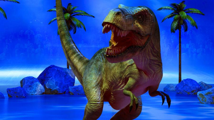 Panoramas Dinosaurios Alive Expo