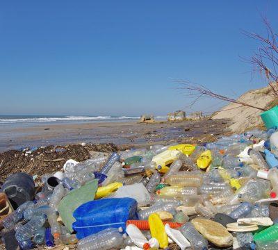 isla henderson plástico