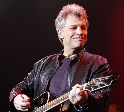 Bon Jovi candidatura Cory Booker