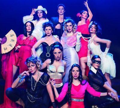 las madonnas musical teatro nescafé de las artes entradas