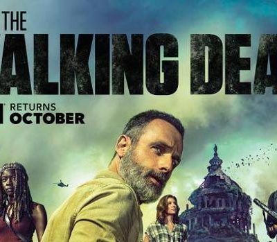 the walking dead estreno