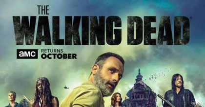 the walking dead estreno