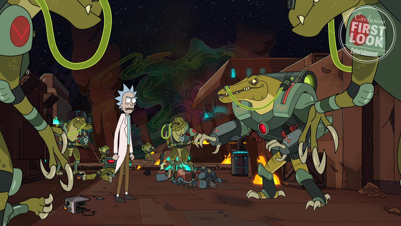 Rick And Morty temporada nueva