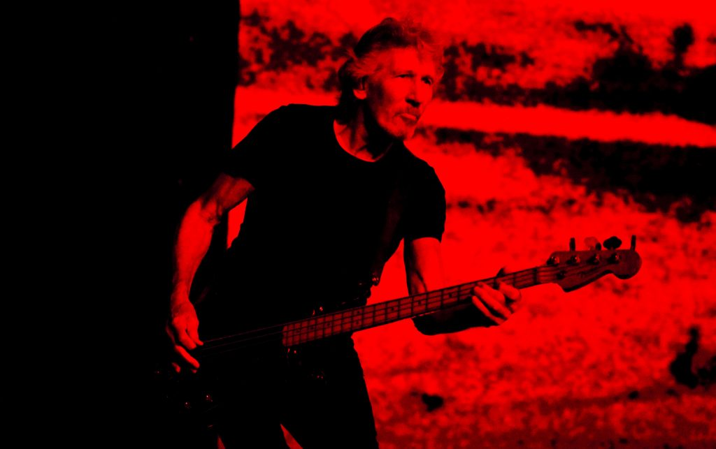 Roger Waters lanzará película de su gira 'Us + Them'