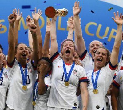 selección femenina trump