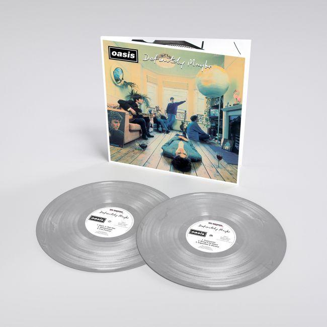 Oasis vinilo album