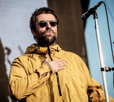 Liam Gallagher publicará el próximo 24 de abril su disco MTV Unplugged