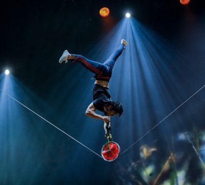 Ovo, Cirque Du Soleil - Fotos: Carlos Muller
