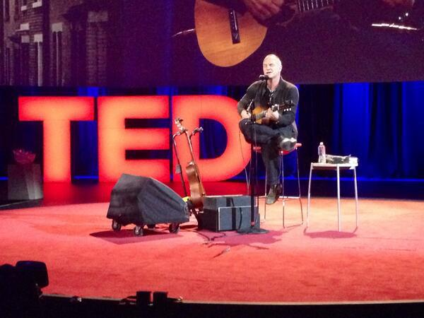 STING CHARLA TED