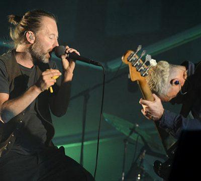 Thom Yorke estrena canción junto a Flea: