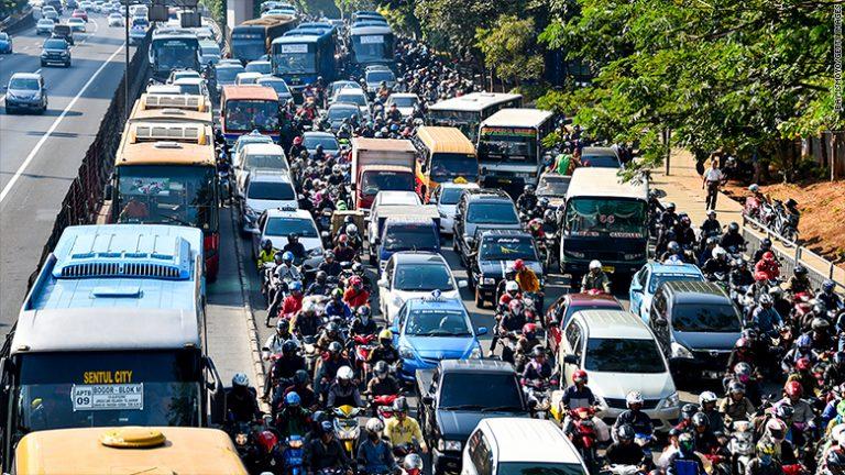 Indonesia construirá una nueva capital porque Yakarta colapsó