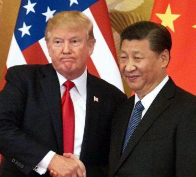 china y estados unidos guerra comercial