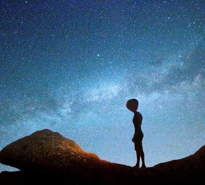 como los aliens ven la tierra