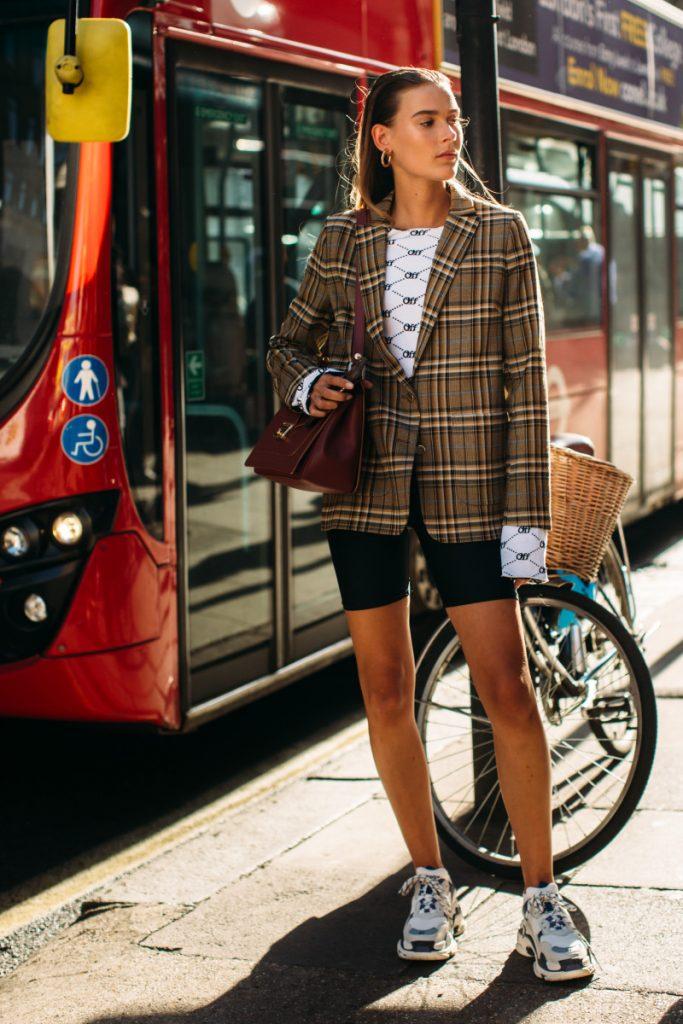biker shorst patas negras ciclistas moda street style