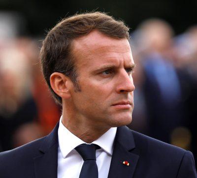 Macron amazonas