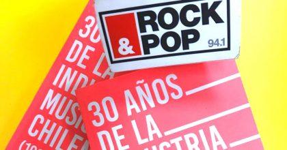 scd 30 años de la industria musical chilena