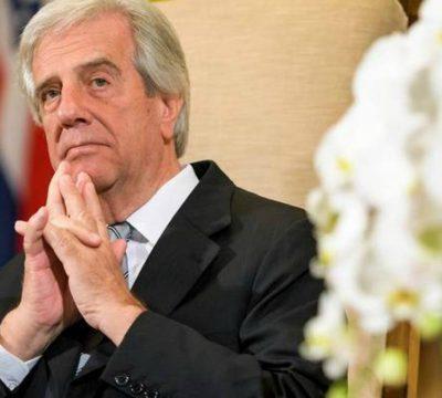 cancer tabaré vazquez uruguay