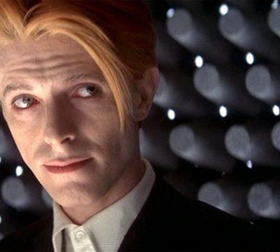 Pelicula DAvid Bowie serie