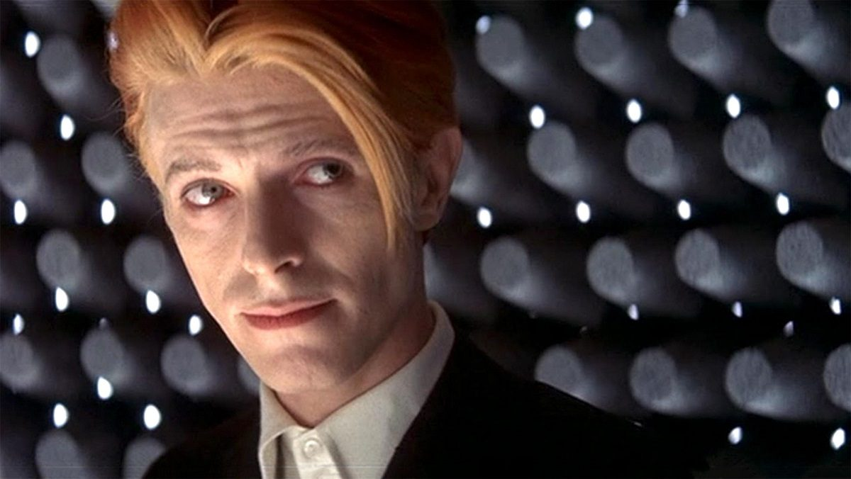David Bowie The Man Who Fell to Earth Bong Joo ho