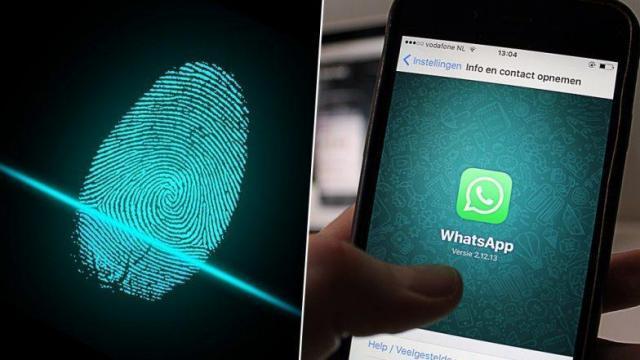 whatsapp huella digital 3