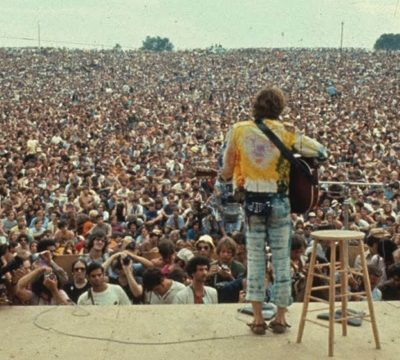 Woodstock 50 años - Fotos: Fan Page Woodstock