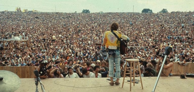 Woodstock 50 años - Fotos: Fan Page Woodstock