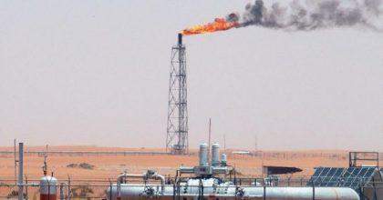 petroleras incendio arabia