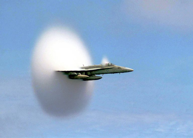 Hypersonic sled