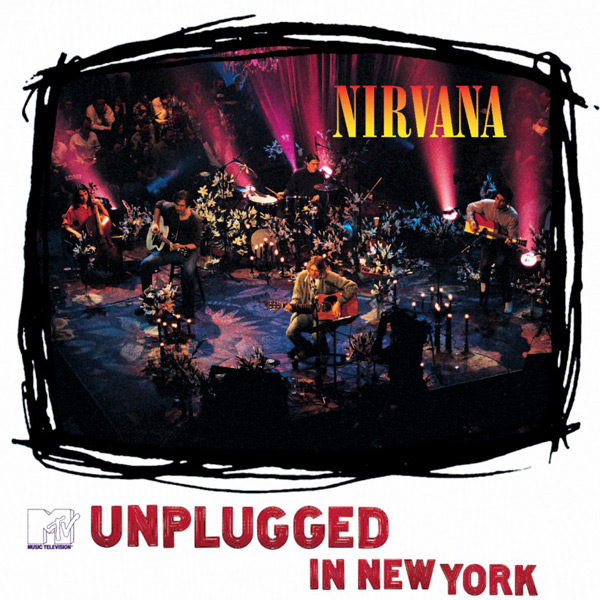 nirvana reedicion MTV unplugged