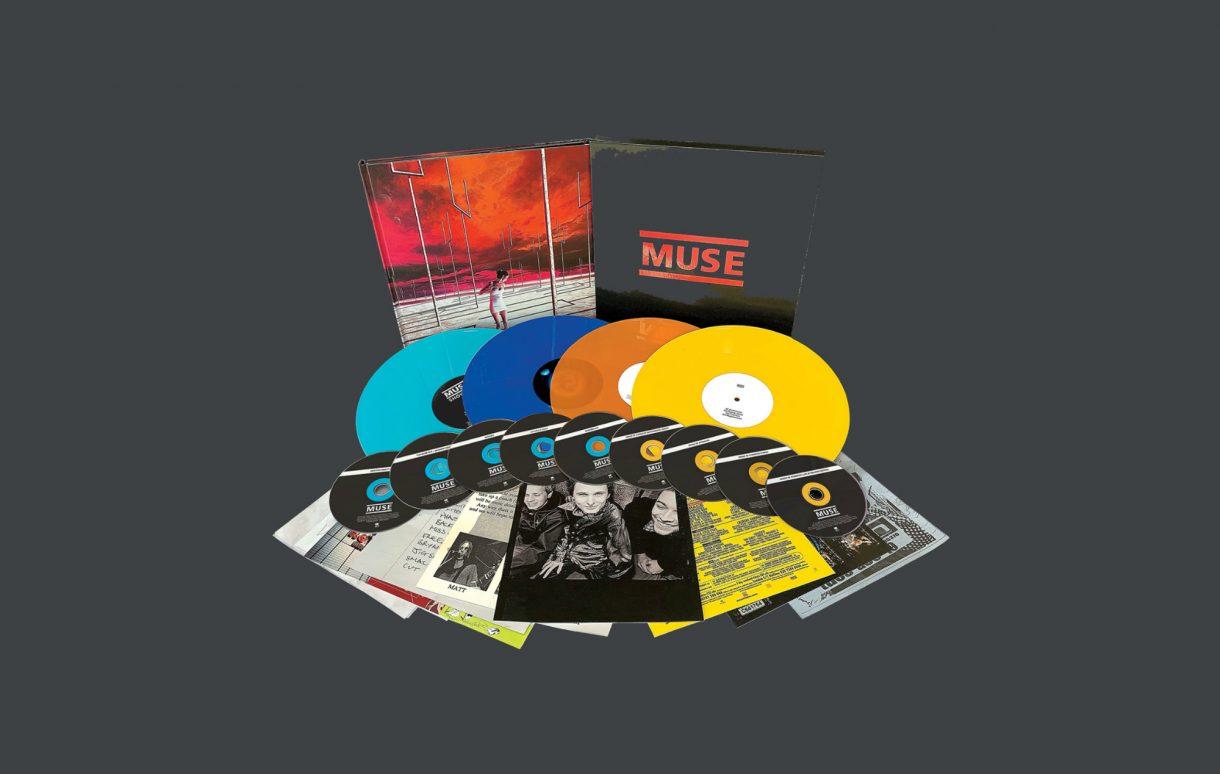 muse box set