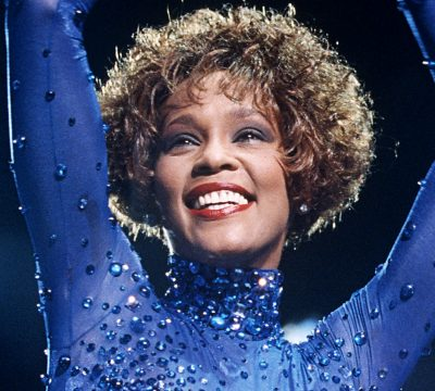 whitney houston holograma tour