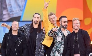 backstreet boys segundo concierto en chile 5 de marzo 2020