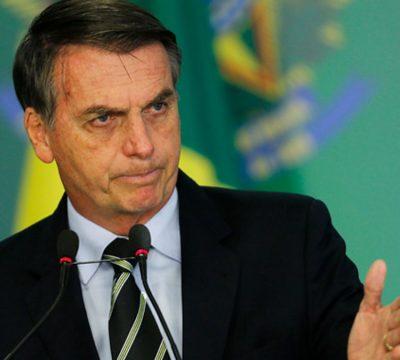 bolsonaro y bachellet criticas