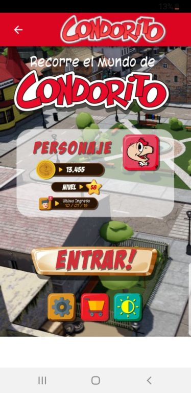 condorito digital app