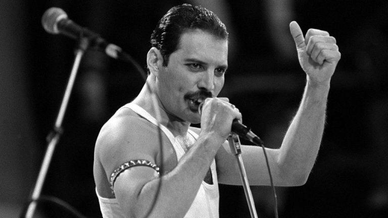 Se filtraron fotos inéditas de Freddie Mercury, semanas antes de morir