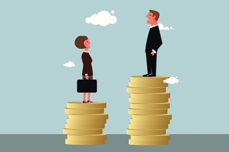 brecha salarial género