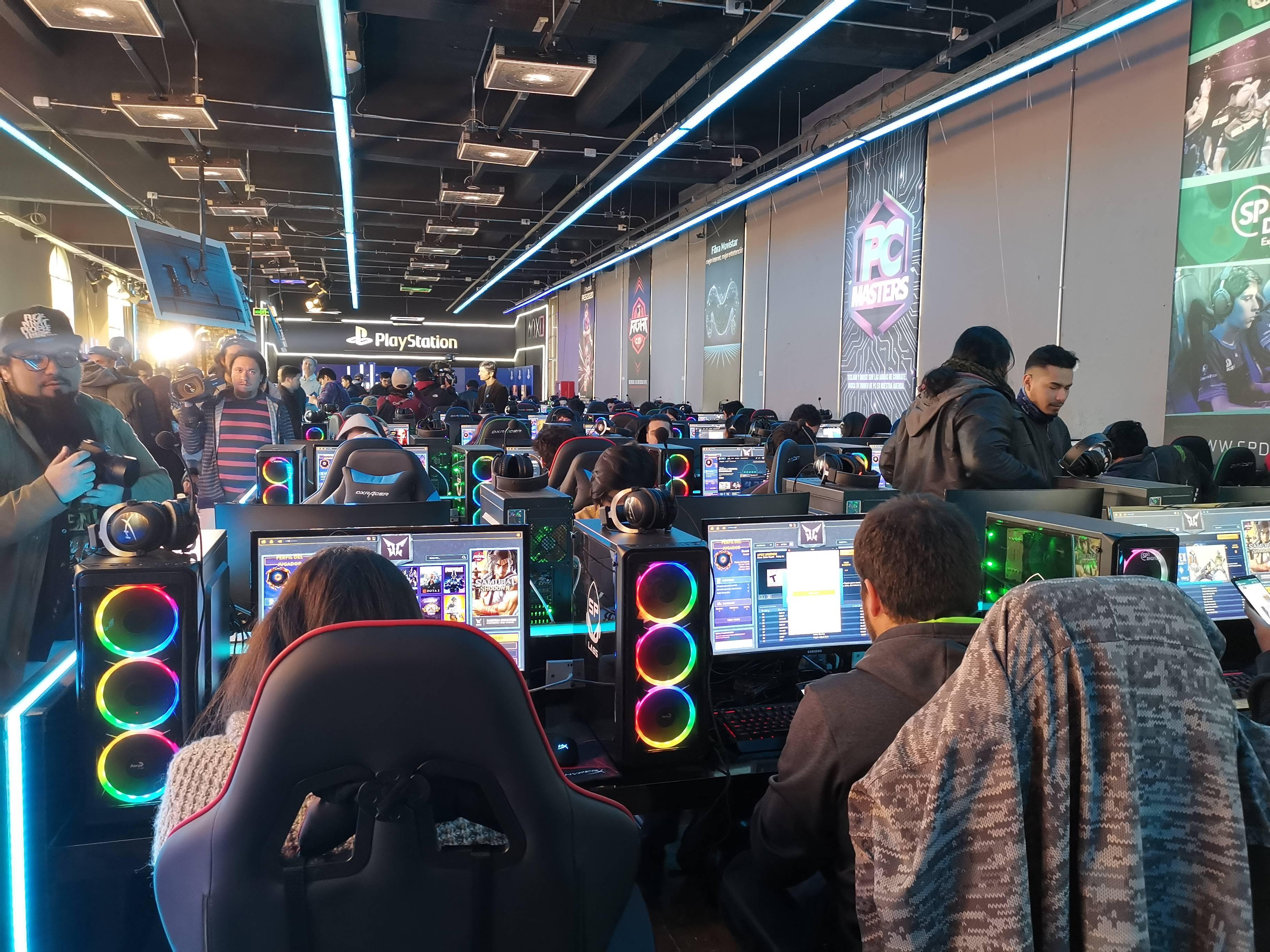 gamer club