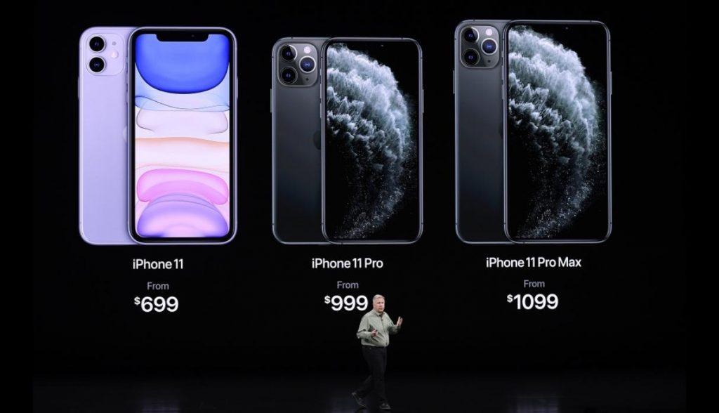 lanzamientos apple 2019