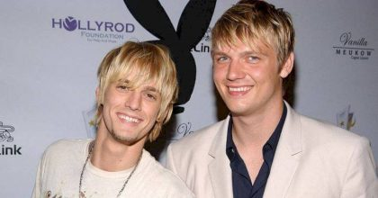 Aaron carter abuso