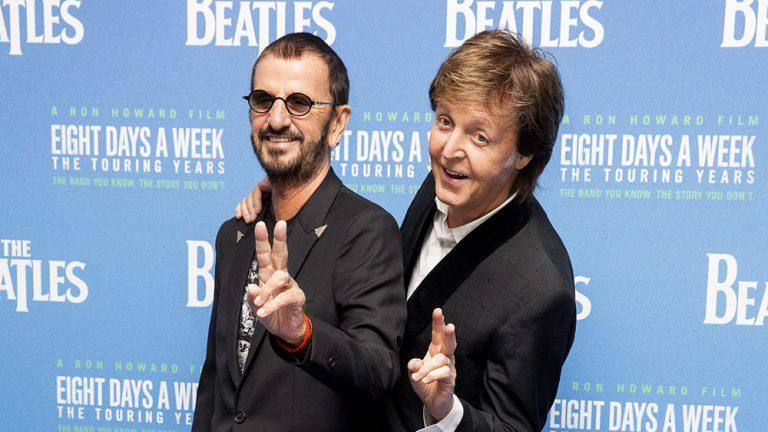 Ringo Starr versiona de nuevo