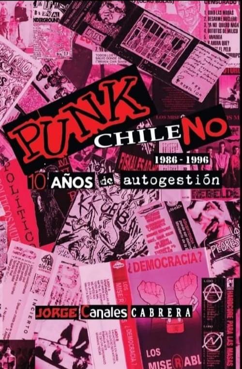 punk chileNO 1986-1996