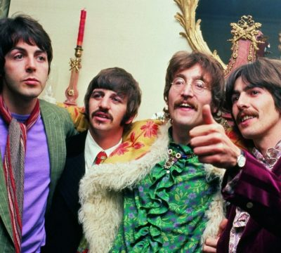 The Beatles grabación